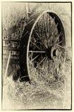 Équipement abandonné de ferme en Utah Photographie stock