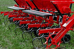 Équipement agricole. Détail 168 Photographie stock libre de droits