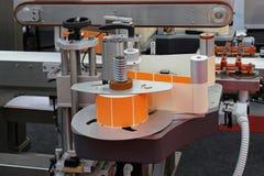 Machine à étiquettes Image libre de droits