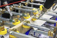 Équipement d'industrie du meuble photographie stock libre de droits