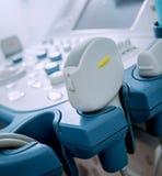 Équipement d'ultrason diagnose images libres de droits