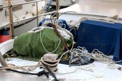 Équipement de bateau image libre de droits