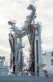 Équipement de bateau Photos libres de droits