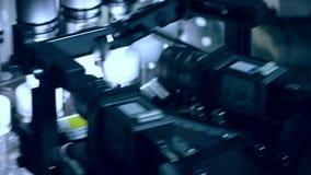 Équipement de contrôle de qualité pharmaceutique Fioles médicales de qualité de commande numérique