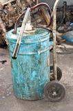 Équipement de garage Photo libre de droits
