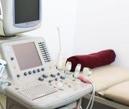 Équipement de gynécologie Photos stock