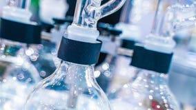 Équipement de laboratoire de tubes à essai d'expérience
