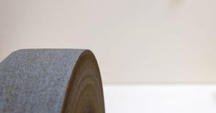 Équipement de meulage industial en acier Photos libres de droits