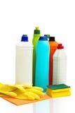 Équipement de nettoyage photos libres de droits
