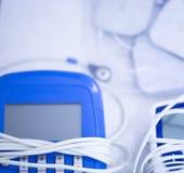 Équipement de physiothérapie de physiothérapie Photos libres de droits