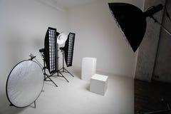 Équipement de studio Image stock