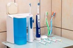 Équipement dentaire photos libres de droits