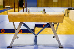 Équipement gymnastique Photos stock