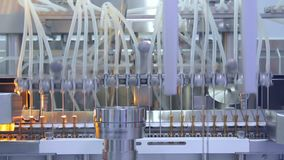 Équipement industriel pharmaceutique E clips vidéos