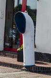 Équipement marin pour la ventilation et la ventilation d'échappement Photos stock