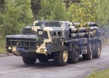 Équipement militaire Images libres de droits