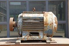 Équipement minier en parc industriel image stock