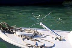Équipement nautique image libre de droits