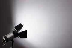 Équipement pour des studios de photo et la photographie de mode Fond Images libres de droits