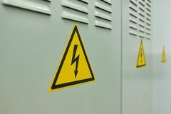 Équipement pour l'électrification Photos libres de droits