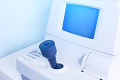 Équipement pour l'ophthalmologie images libres de droits