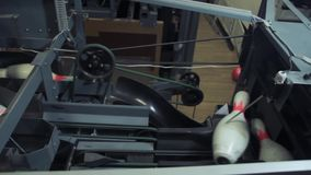 Équipement pour rouler à l'intérieur banque de vidéos