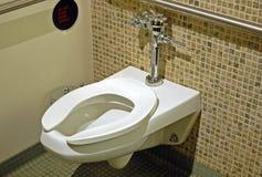 Équipements de toilettes Photo libre de droits