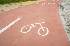 Équipements isolés de cycle Photo libre de droits