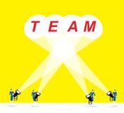 équipes Image stock