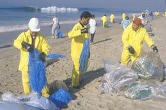 Équipes des ouvriers environnementaux photographie stock