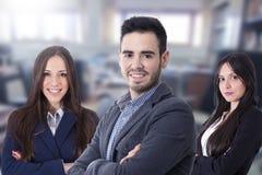 Équipez l'équipe d'affaires photos libres de droits