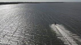Équitation d'Aquabike 4K clips vidéos