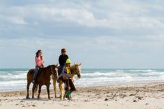 Équitation de Horeseback photo libre de droits