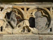 Érosion gothique photographie stock libre de droits