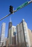 Ésta es Chicago imágenes de archivo libres de regalías