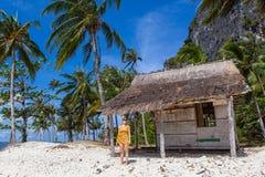 Ésta es mi casa de playa Fotos de archivo