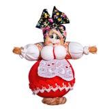 Muñeca hecha a mano Imagen de archivo libre de regalías