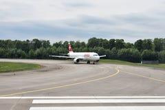 Éste es aeropuerto de Zurich Suiza fotos de archivo libres de regalías