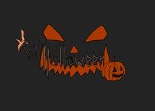 Éste es Halloween ilustración del vector