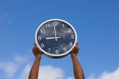Éste es mi tiempo Foto de archivo