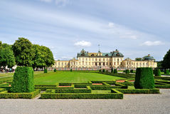 Éstocolmo, Drottningholm foto de stock
