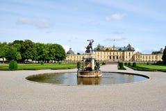 Éstocolmo, Drottningholm foto de stock royalty free