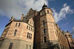 Éstocolmo - museu nórdico Imagens de Stock Royalty Free