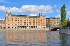 Éstocolmo, Suécia Fotos de Stock Royalty Free