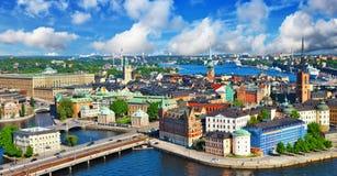 Éstocolmo, Suécia Fotografia de Stock