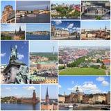 Éstocolmo, Suécia Foto de Stock Royalty Free