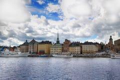 Éstocolmo, Suécia Fotos de Stock