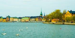 Éstocolmo, Suécia Imagens de Stock