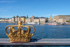 Éstocolmo, Suécia Imagem de Stock