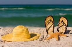 Été à la plage Image libre de droits